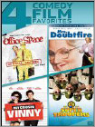 Office Space/mrs. Doubtfire/my Cousin Vinny/super Troopers (dvd) 5408828