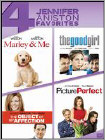 Marley & Me/The Good Girl/The Object of My Affection/Picture Perfect (DVD)