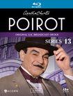 Agatha Christie's Poirot: Series 13 [3 Discs] [blu-ray] 25721296