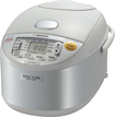 Zojirushi - Micom 10-Cup Rice Cooker and Warmer - Pearl White