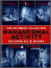 Paranormal Activity: 5 Movie Collection (DVD)