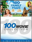 100 Movie Collection: 100 Family Films (DVD)