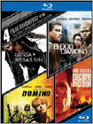4 Film Favorites: Action Thrillers (blu-ray Disc) (4 Disc) (boxed Set) 4331750