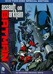 Batman: Assault On Arkham [special Edition] [2 Discs] (dvd) 25760181