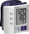 Veridian Healthcare - Citizen Digital Blood Pressure Wrist Monitor - Gray