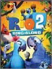 Rio 2 Sing-Along (DVD)
