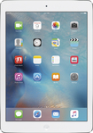 Apple® - iPad® Air with Wi-Fi - 32GB - Silver/White