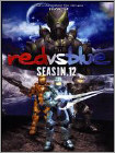 Red Vs Blue: Season 12 (DVD)
