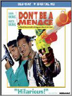 Don't Be a Menace to South Central While Drinking Your Juice in the Hood (Blu-ray Disc) 1996