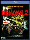 Demons 2 (Blu-ray Disc) (Eng) 1986