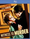 Witness To Murder [blu-ray] 25846323