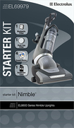 Electrolux - Nimble Starter Kit for Electrolux Vacuums