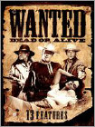 13 Westerns: Wanted Dead Or Alive (DVD) (2 Disc)