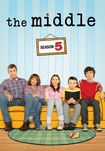 The Middle: The Complete Fifth Season [3 Discs] (dvd) 25879568