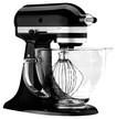 KitchenAid - Artisan Series 10-Speed Stand Mixer - Onyx Black