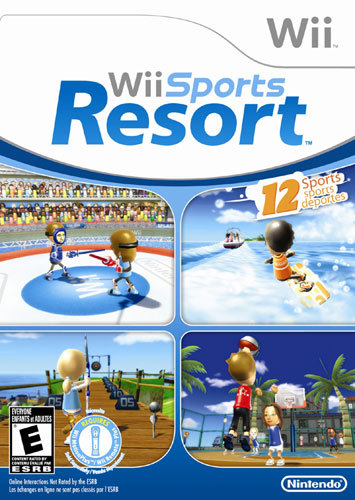 Nintendo Wii Sports Resort - Sports Game - Wii