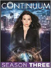 Continuum: Season Three [3 Discs] (DVD)
