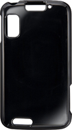 Rocketfish™ Mobile - Hard Shell Case for Motorola Atrix Mobile Phones - Black