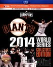Mlb: 2014 World Series Collectors Edition [8 Discs] [blu-ray] [eng/spa] [2014] 25896193