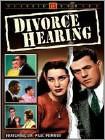 Divorce Hearing (DVD) (Black & White)