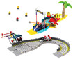 K'NEX - Mario Kart Wii Mario vs. Chain Chomp and Toad's Side-Stepper Challenge Building Sets - Multi