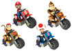 K'NEX - Mario Kart Wii Standard Bike Building Set Bundle - Multi