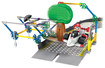 K'NEX - Mario Kart Wii Mario vs. Delfino Oak Tree Building Set