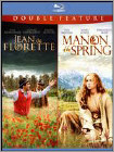 Jean De Florette / Manon Of The Spring (Blu-ray Disc) (2 Disc)
