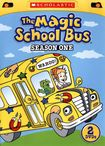 The Magic School Bus: Season 1 [2 Discs] (dvd) 25918314