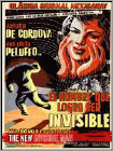 The New Invisible Man (DVD) (Black & White) (Spa/Eng) 1958