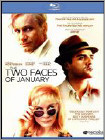 The Two Faces of January (Blu-ray Disc) (Eng) 2014