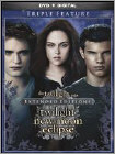 Twilight / New Moon / Eclipse (DVD) (Extended Edition)