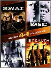 4-In-1 Action Collection: S.W.A.T. / Basic (DVD) (2 Disc)