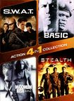 S.w.a.t./basic/maximum Risk/stealth [2 Discs] (dvd) 25972573