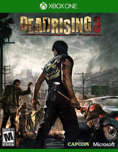 Dead Rising 3 - Xbox 360|Xbox One
