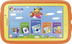"Samsung - Galaxy Tab 3 Kids Edition - 7"" - 8GB - Yellow with Orange Case"