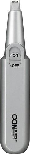 Conair - Personal Hair Clipper - Silver/Gray