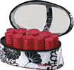 Conair - MiniPRO Compact Hot Rollers - Red