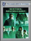 Matrix Revolutions (DVD) (2 Disc) 2003