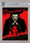 V For Vendetta [special Edition] [2 Discs] (dvd) 26047579