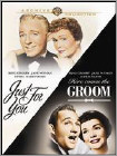 Just For You / Here Comes The Groom Double Feature (DVD)