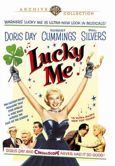 Lucky Me (dvd) 26055897