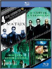 4 Film Favorites: The Matrix Collection (Blu-ray Disc) (4 Disc)