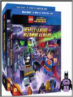 Lego Dc Comics Super Heroes: Justice League Vs. Bizarro League (blu-ray Disc) 26057513