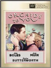 Orchids To You (DVD)