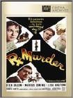 Rx Murder (DVD)