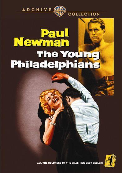 The Young Philadelphians (dvd) 26069702