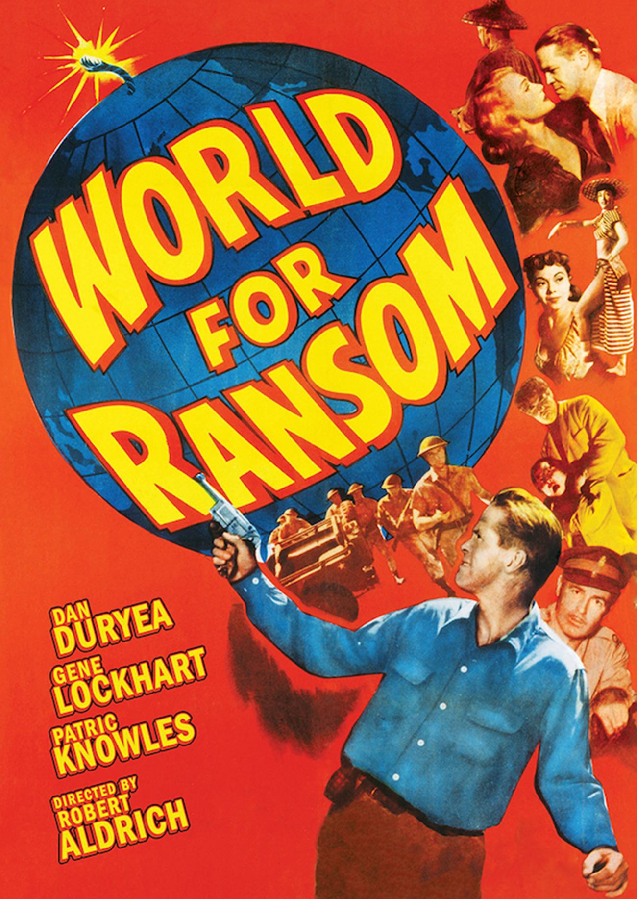 World For Ransom (dvd) 26094385