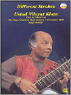 Ustad Vilayat Khan: Different Strokes (DVD) 1993