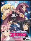 Familiar Of Zero: Knight Of The Twin Moons (DVD) (2 Disc)